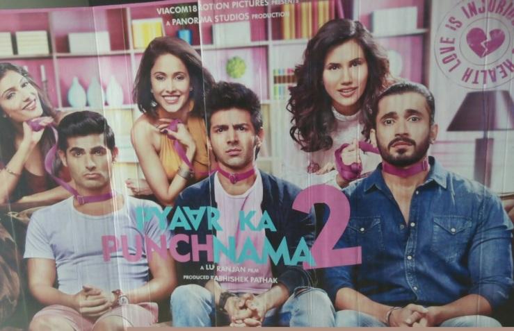 PKP2, Pyaar ka Punchnama2 poster