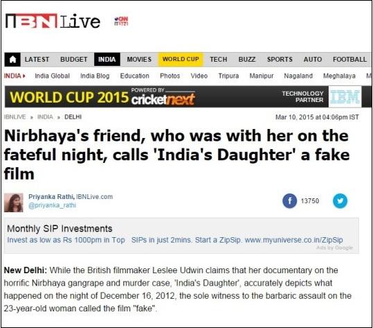 Nirbhaya's Friend